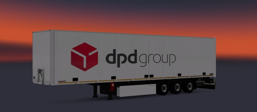 DPD Schmitz Trailer