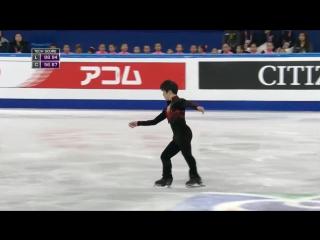 Shoma UNO (JPN) FP ― 2017 4CC