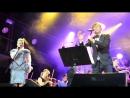 БИ-2 Безвоздушная тревога Капитан моей распущеной души Ростов концерт с симфоническим оркестром, дуэт Лева и Тина Кузнецова