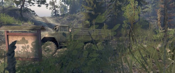 Карта «Weekly Challenge 16KW26a» для Spintires - Скриншот 1