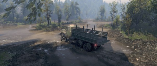 Карта «Weekly Challenge 16KW26a» для Spintires - Скриншот 2