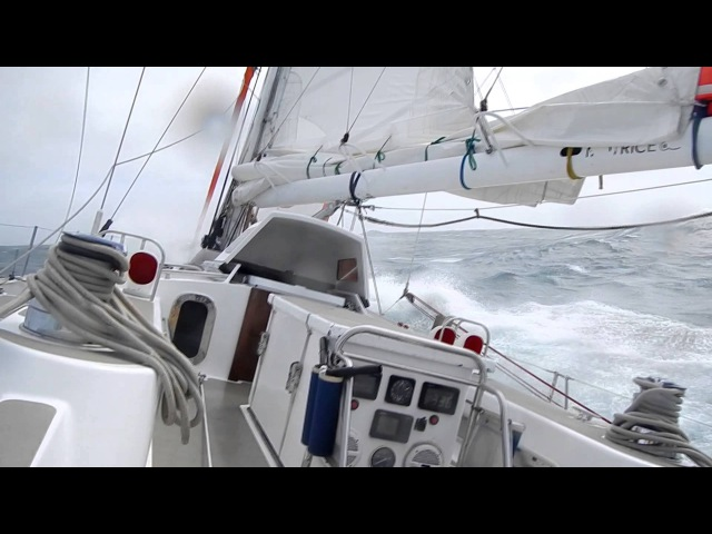 Tempête au Cap Horn
