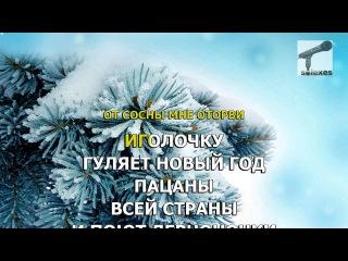 (Караоке) Потап и Настя Каменских - Новый Год (от Сосны Новогодняя)