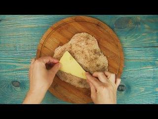 Куриная грудка с сыром - Рецепты от Со Вкусом