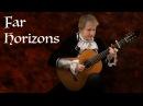 The Elder Scrolls V: Skyrim - Far Horizons (Acoustic Classical Guitar Cover by Jonas Lefvert)