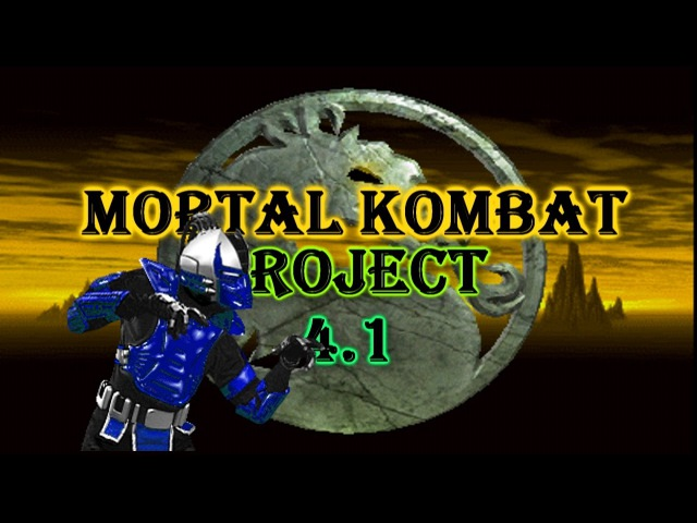 M.U.G.E.N Mortal Kombat Project 4.1 - (New) Hydro (Combos, Fatality, Brutality, Friendship, HK)