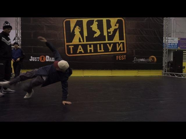 ZaTrueClan vs Fila One Shot | FINAL | 3d place | 2x2 PRO | GO TO DANCE 2017 | SPB | 29 04 17