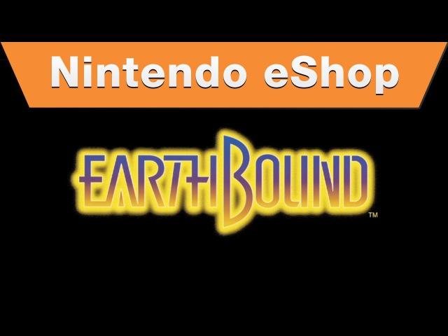 Nintendo eShop - EarthBound Launch Trailer