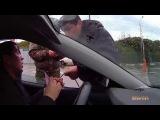 Абхазский гаишник поставил на место русского водителя