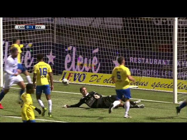 Samenvatting van de wedstrijd SC Cambuur - VVV-Venlo