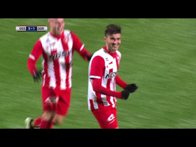 Samenvatting van de wedstrijd FC Oss - FC Dordrecht