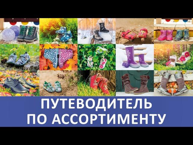 Путеводитель по ассортименту ТМ Котофей