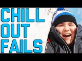 Epic Skiing and Snowboarding & Icy Water Fails