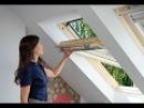 Монтаж Инструкция мансардных окон VELUX Installation Manual VELUX roof windows
