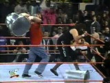 WWF Raw Is War 02 02 98 Cactus Jack vs Chainsaw Charlie