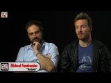 Michael Fassbender and Justin Kurzel On-Set Macbeth Interview