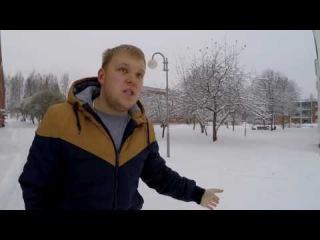 Моя квартира в Финляндии. Где живут бедные финны.