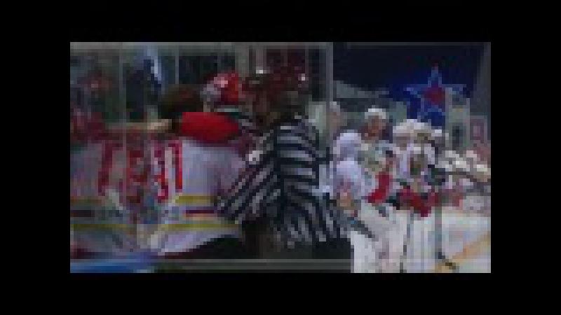 KHL Fight: Max Mamin VS Oleg Ya Shin