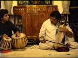 Ustad Sultan Khan Sahib RIP Raag Yeman and folk songs part 1