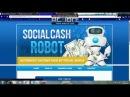 SOCIAL CASH ROBOT | Social Cash Robot, Social Cash Robot Best RevShare 2016