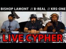 BREAL | KRS-One, B-Real, Bishop Lamont - Live Breal Cypher