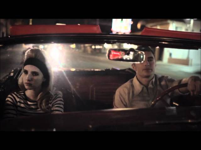 Cults - Go Outside (Supervideo with Emma Roberts Dave Franco) HD
