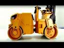 Vidéo pour enfants : Construction d'une route avec un rouleau compresseur