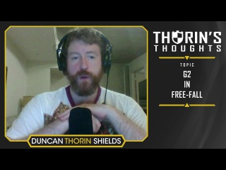 Thorin's Thoughts - G2 in Free-Fall (CS:GO)