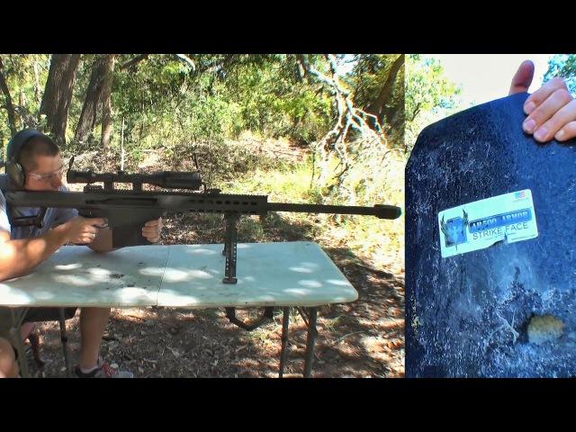 Пробиваем самый крепкий бронежилет! | Разрушительное ранчо | Перевод Zёбры
