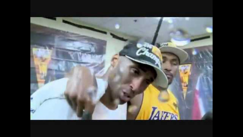 Ron Artest Champion Official Video Mix to NBA Finals 2010