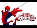 Ultimate Spider-man полное прохождение (2005)