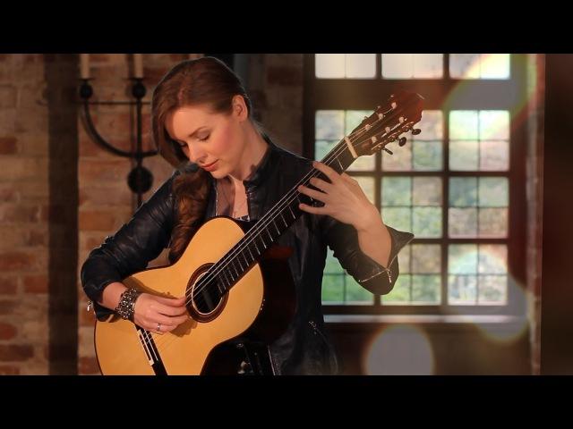Tatyana Ryzhkova performes Moy Rodny Kut arr. V.Zhyvalievski