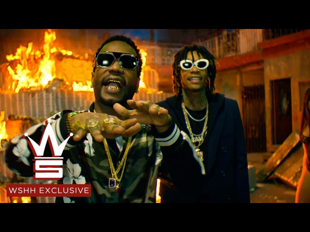 Juicy J Wiz Khalifa - Cell Ready (Official Music Video 22.03.2017)