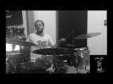 Evalyn - Filthy Rich drum cover by Dave Rundell