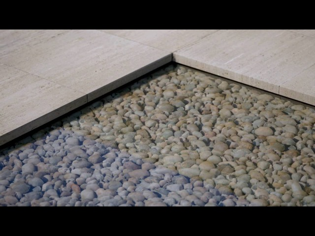 UE4Arch - Barcelona Pavilion / Materials