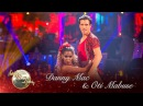 Danny Oti Salsa to 'Vivir Mi Vida' by Marc Anthony Strictly Come Dancing 2016 Week 12