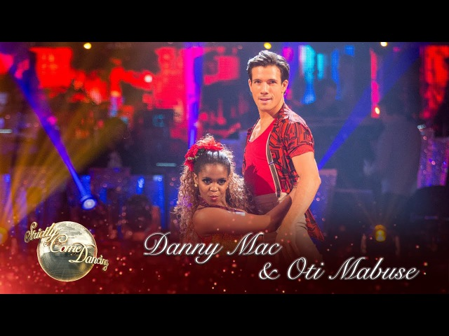 Danny Oti Salsa to 'Vivir Mi Vida by Marc Anthony - Strictly Come Dancing 2016 Week 12