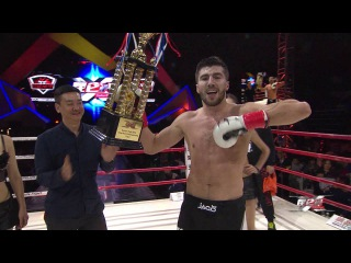 Preview of Kunlun Fight 47: Alim Nabiev vs. Diogo Calado