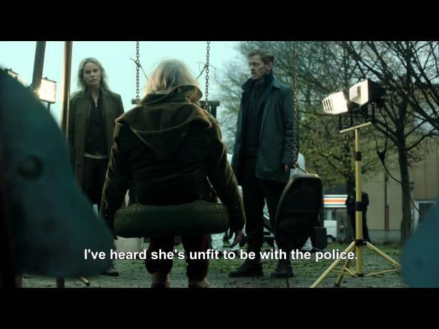 The Bridge - Bron - Broen - Season 3 trailer