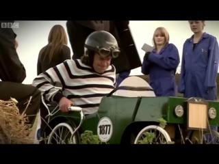 Британские учёные изобрели самый экономичный автомобиль. [БЭДТРАНСЛЕЙТОР]