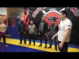 Бойцовский клуб Тоолос официальное открытие