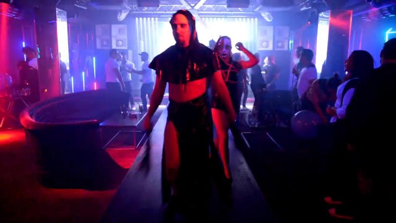 Секс Миссия - Театр Моды - дефиле на подиуме - BDSM SHOW - БДСМ ШОУ - Шоу Василия Захарова HD