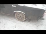 ВАЗ жигули классика 2106 черная