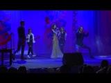 Формула счастья - Кривоухова Юлия (Гимназия 44, Филармония, Выпускной 2016, песня + танец)