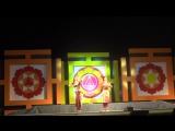 Bharatanatyam and Kathak Duet at Kumbha Mela in Ujjain by Kassiyet Adilkhankyzy and Artur Przybylski