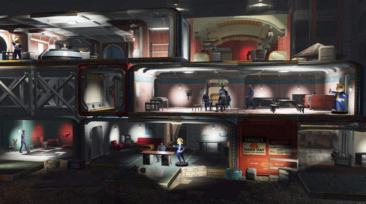 Vault-Tec Workshop станет доступным для игроков 20 уровня, DLC выходит 26 июля на PC, Xbox One и PlayStation 4.