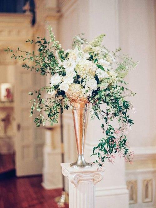 shfwpX506y0 - Жасмин в весенних свадебных букетах и декоре