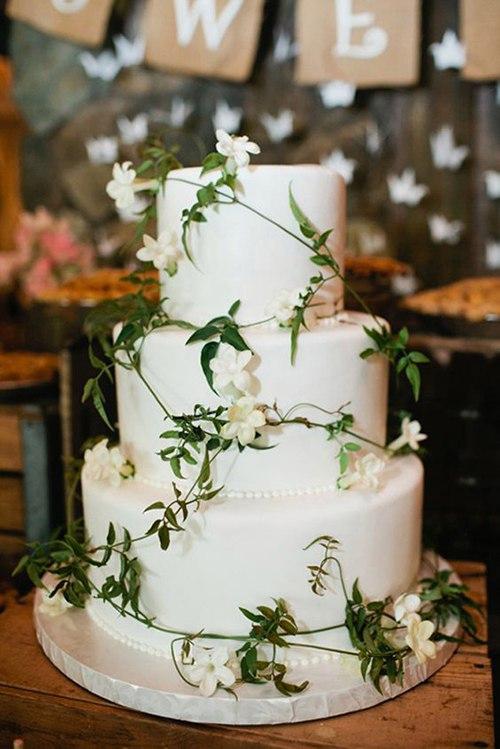 lhPbsC6zWWk - Жасмин в весенних свадебных букетах и декоре