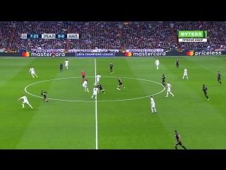 Реал Мадрид 0:1 Наполи   Гол Инсинье