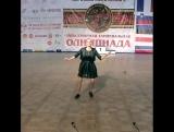 Давыдова Юлия Чемпионат России по степ-танцу